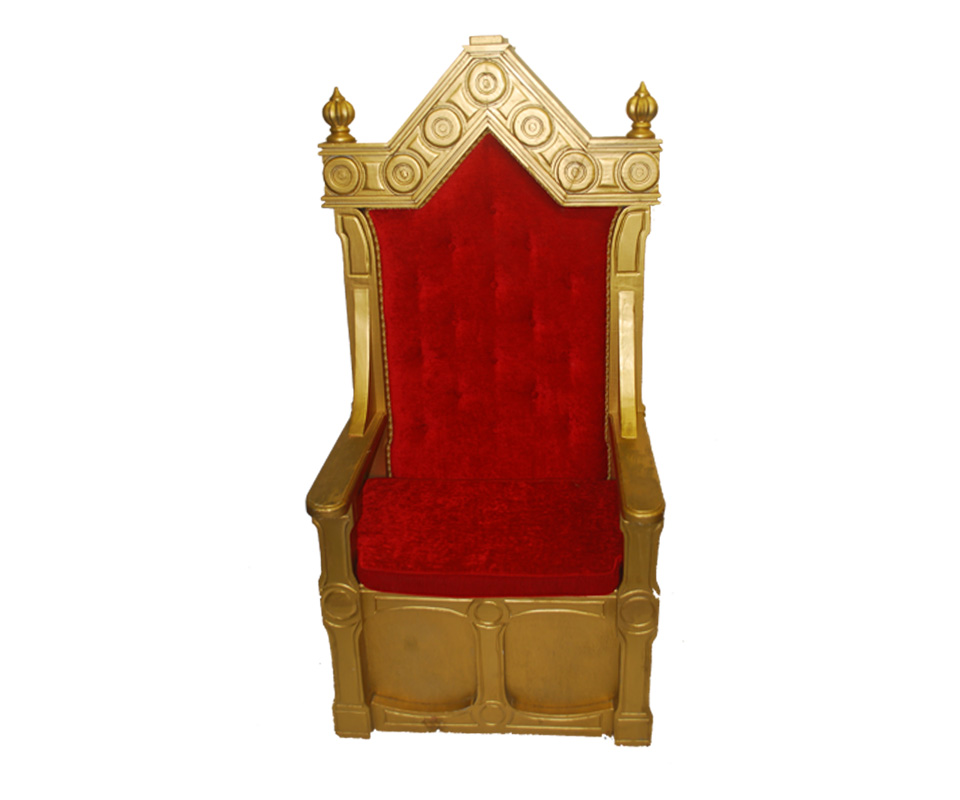 Gold Throne